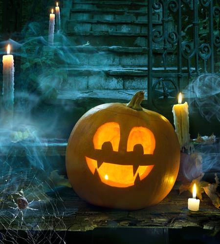 Halloween Fun (0-5 yrs)
