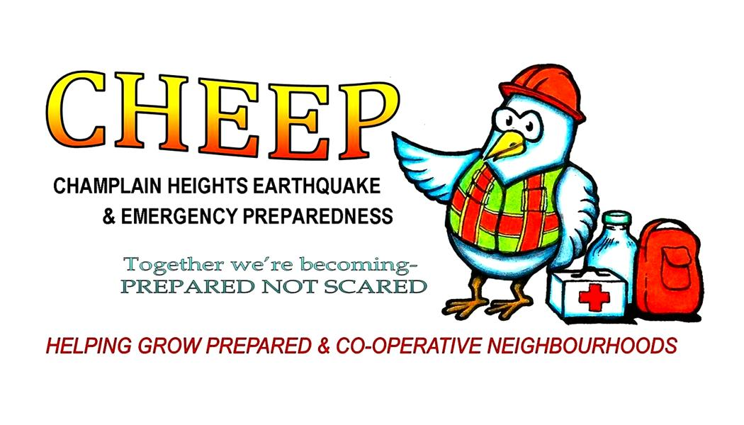 CHEEP (Champlain Heights Earthquake & Emergency Preparedness) Committee