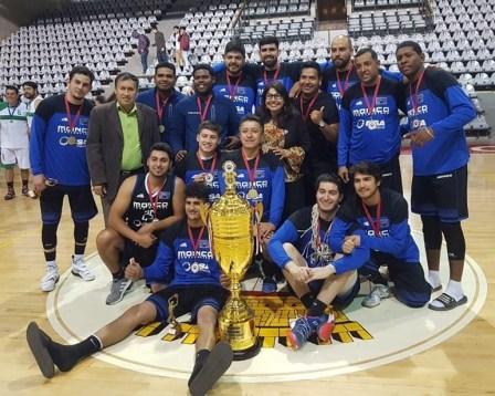 Club Moinco se tituló campeón de la Liga Norte de Básquetbol - Diario  Chañarcillo