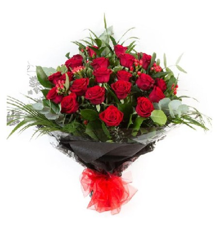CF 15 Red Roses Bouquet