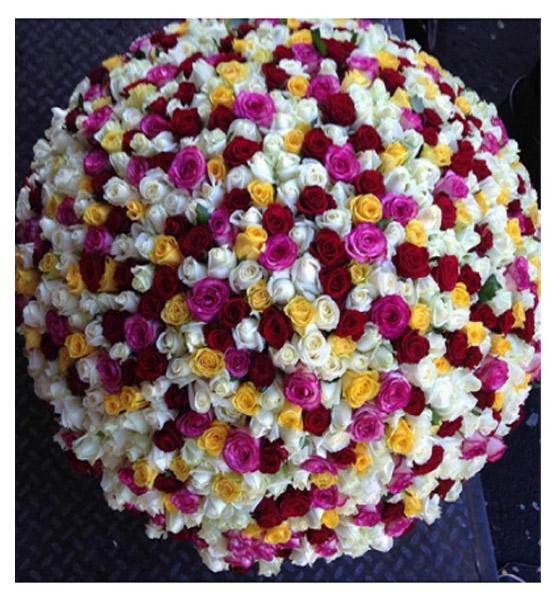 CF Huge Premium Bouquet