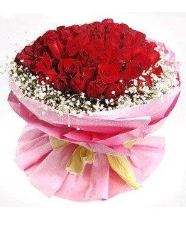 CF Pretty Red Bouquet