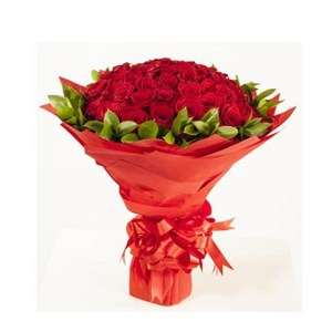 CF Special Red Roses Bunch
