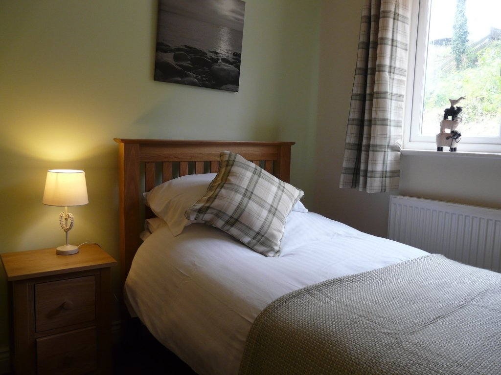 Single room accommodation at Chandlers View holiday cottage in Whitby England