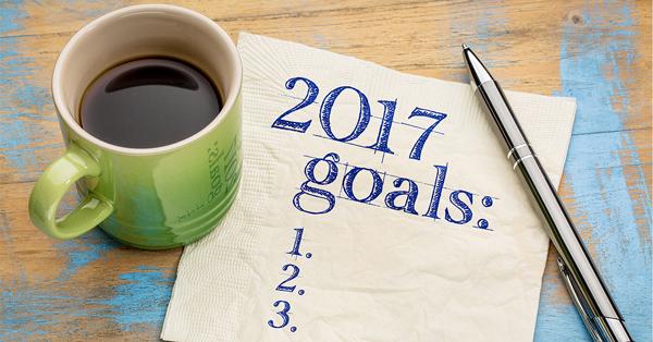 Κάνε το 2017 . . . να είναι η χρονιά σου!