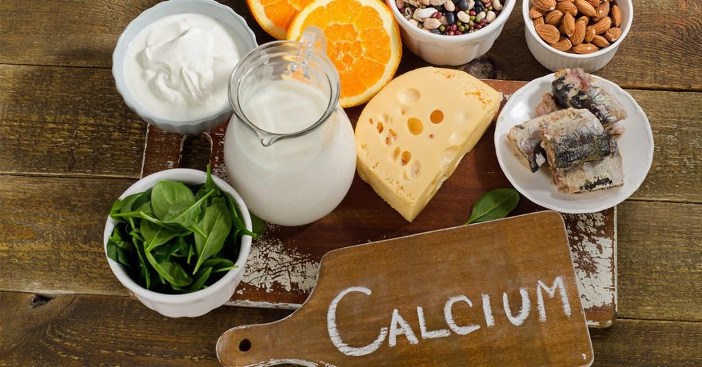 Πως θα καλύψεις τις ανάγκες ασβεστίου χωρίς τα γαλακτοκομικά.