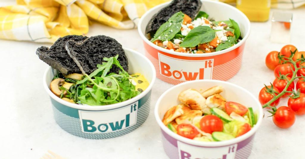Bowl it – A new healthy- food spot in the heart of Limassol