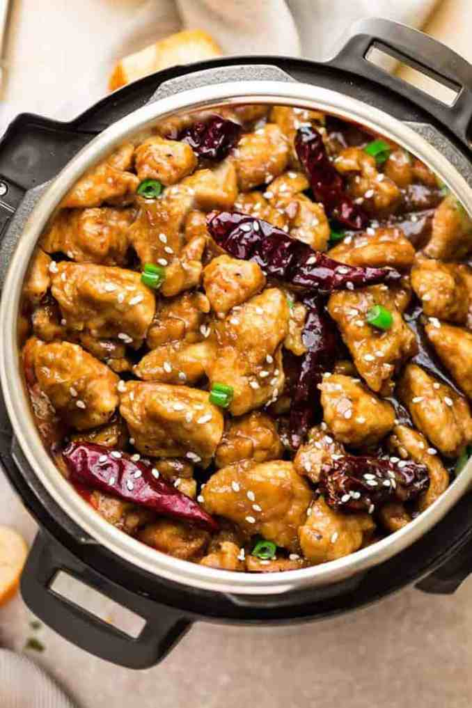 Instant Pot Chinese Recipes