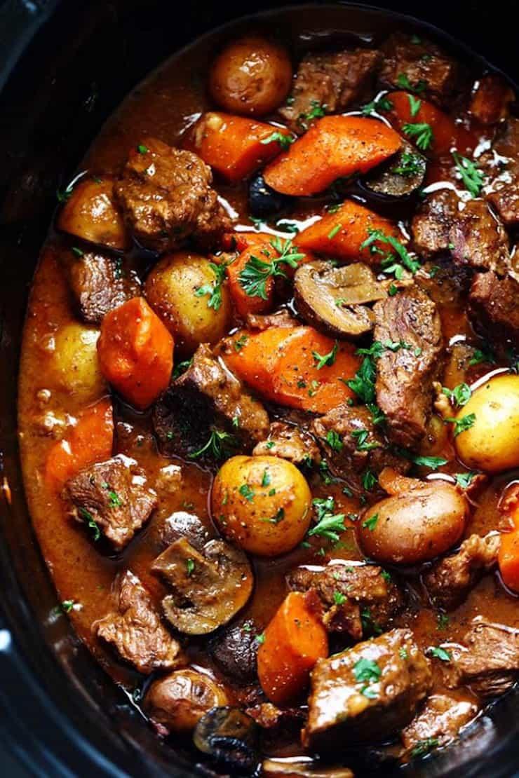 Instant Pot Recipes Beef Stew