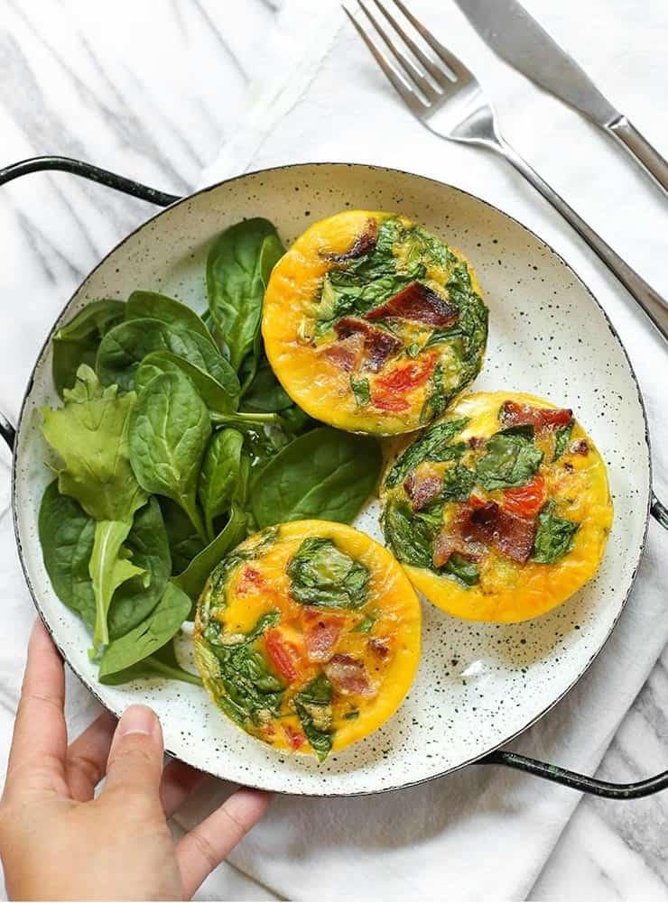 keto breakfast with eggs