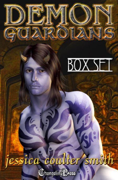 Demon Guardians (Box Set) (Demon Guardians 5)