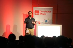 Jeff Fritz by Developer Week