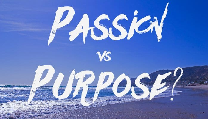 SCREW PASSION the Biggest Fraud in Career Discovery   Change My Life Coaching