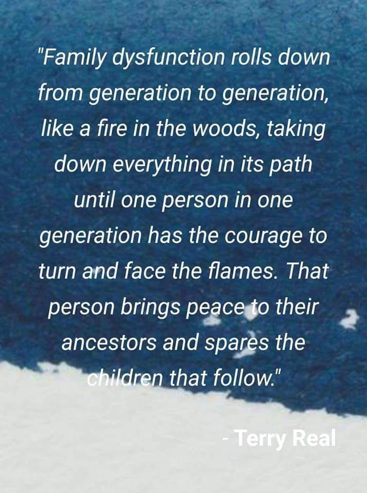 Generational Curse? – Change in Action