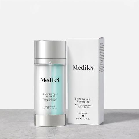 Medik8 Copper PCA Peptides powerful antioxidant & Vitamin C alternative
