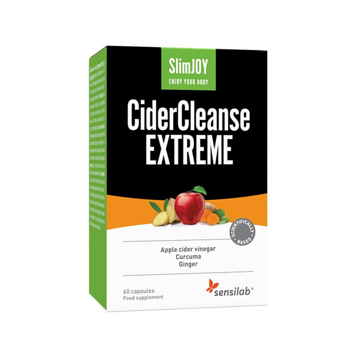 SlimJOY CiderCleanse EXTREME Ireland