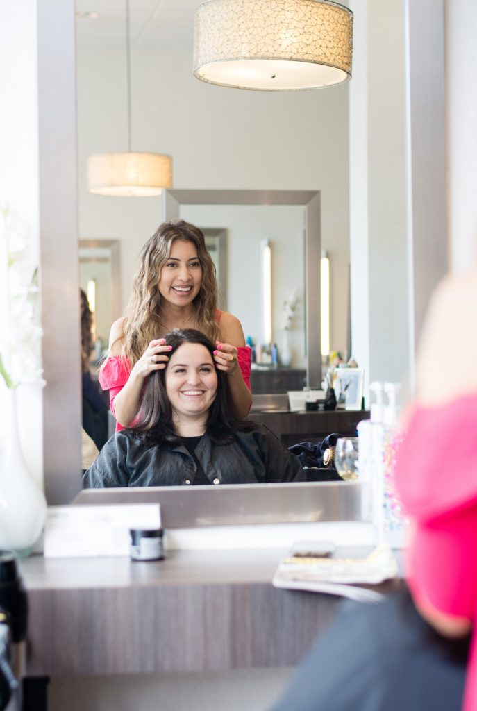 monthly membership blow out walnut creek salon