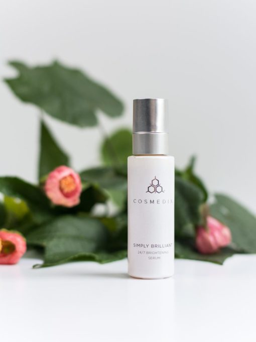 Cosmedix Skincare Simply Brilliant Brightening Serum