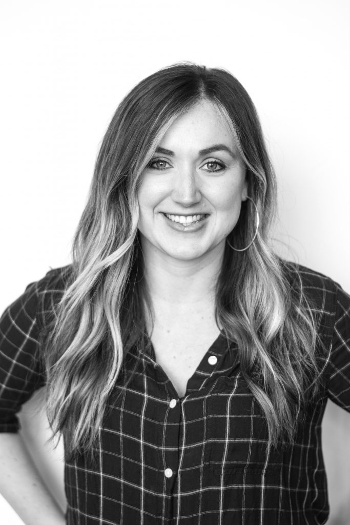 Rebecca Hair Stylist at Changes Salon Portrait