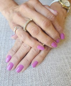 Nail Tips from the top