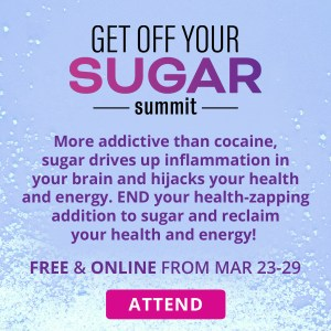 Get  Off Your Sugar Summit 2020