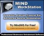mws300250 - Mind WorkStation: an all-in-one toolset for brainwave entrainment: FREE 2 week trial