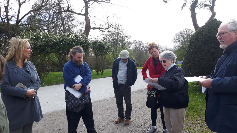 Poetry in the park killarney3