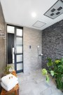 open shower bathroom ideas atlanta bathroom remodeling