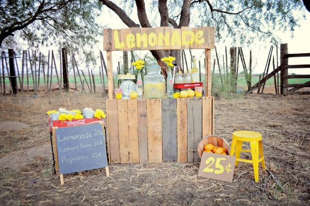 Making Lemonade Out of Life