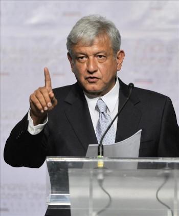 López Obrador desconoce fallo del TRIFE