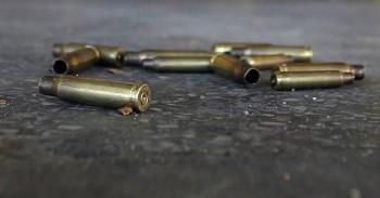 casquillos balas suelo