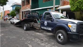 SSP Michoacán