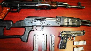 Detiene la PGJE a tres civiles con arsenal reservado al uso de las fuerzas armadas Michoacán 3