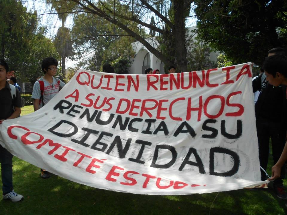 manifestación michoacana por la gratuidad6