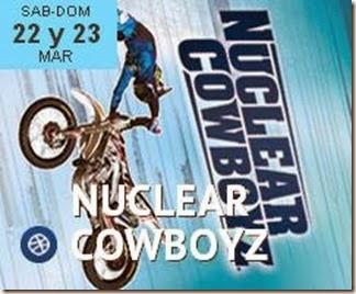 Cancelan espectáculo Nuclear Cowboyz en la Arena Ciudad de México 2014 4