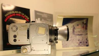Subastan la única cámara que piso la luna 2