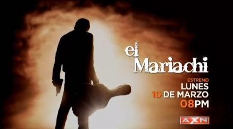 Trailer El Mariachi estreno 10 de marzo 08 pm en México 1