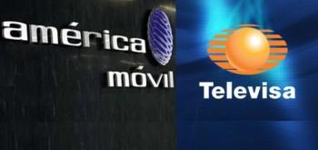 televisa y américa móvil