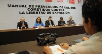 curso a periodistas Michoacán