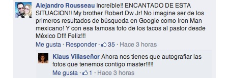 rober downy jr mexicano post fb