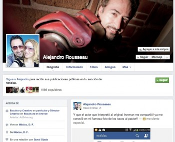 robert downy jr mexicano perfil fb