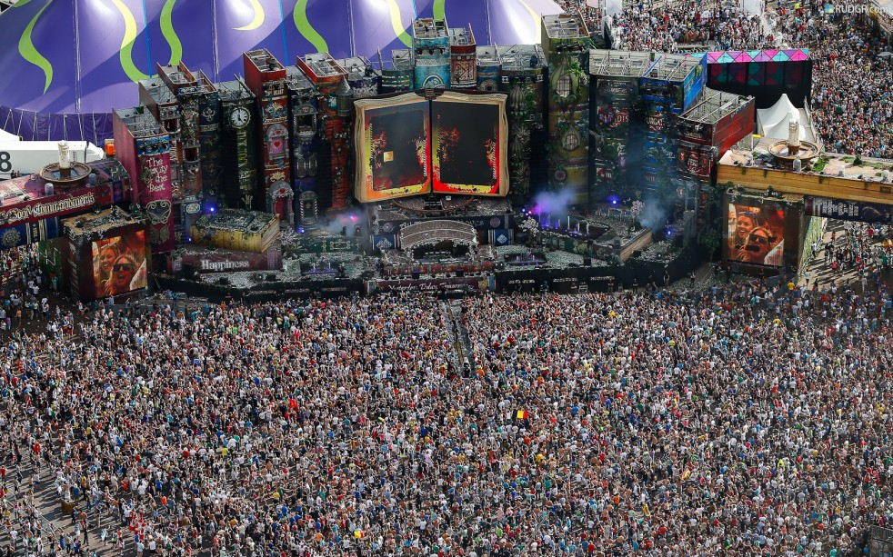 Tomorrowland en latam