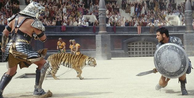 Gladiadores pepino