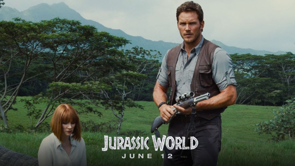 "#VIDEO: Impresionante Avance De ""Jurassic World"""