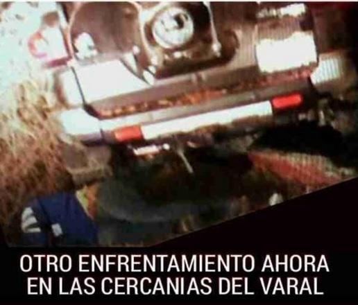 Imagen Vía: Fuerza Rural Michoacán SDR