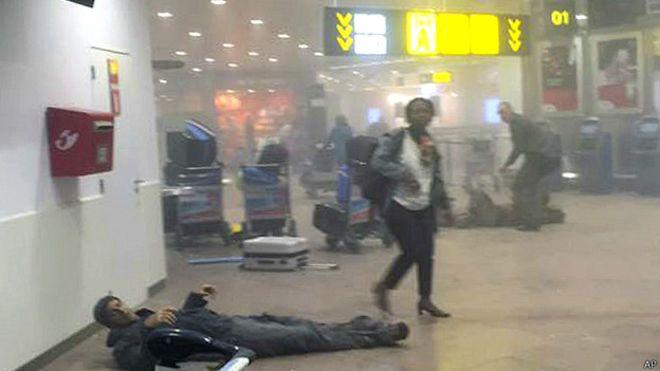 atentado en belgica