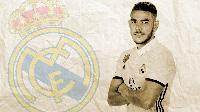 Theo Hernández Real Madrid