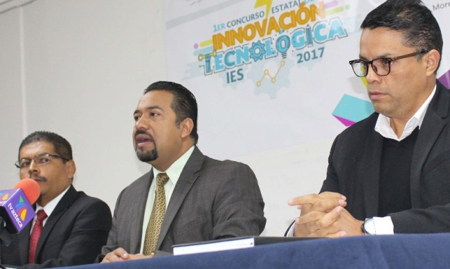 Concurso Estatal de Innovación Tecnologica IES 2017