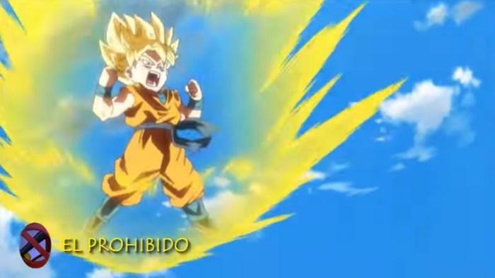 Dragon Ball Super estreno canal 5
