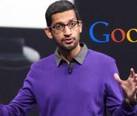 Sundar Pichai-CEO Google
